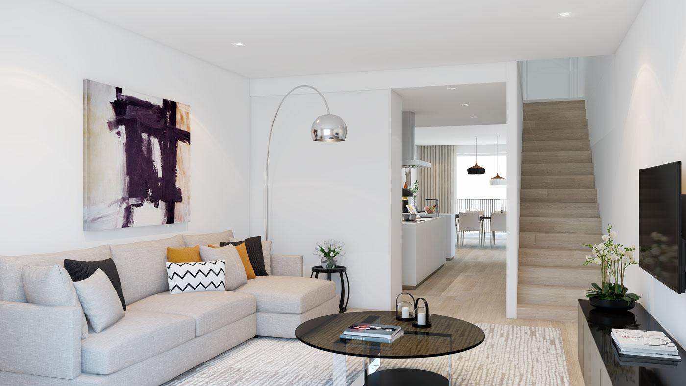 Appartements très lumineux
